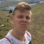 Aron Daði Reynisson, þátttakandi á KVAN 16-19 ára