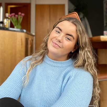 Vilborg Harðardóttir, nemi í Tómstunda- og félagsmálafræði
