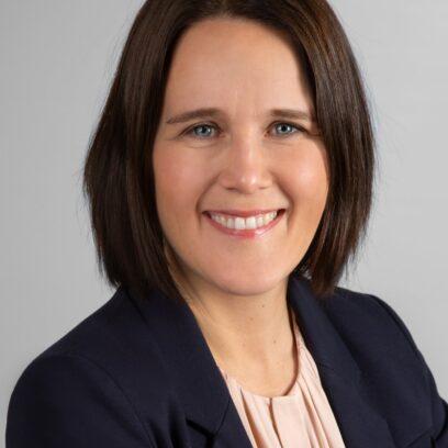 Sesselja Þóra Gunnarsdóttir, skólastjóri Sjálandsskóla